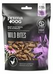 PrimaDog Wild Bites, Anka & solhatt 150gr
