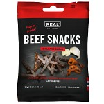 Real Turmat Beef snacks, Chili and garlic