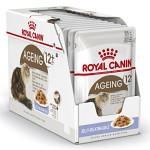 Royal Canin Ageing +12 Jelly Våtfoder 12x85g