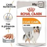 Royal Canin Coat Care Adult Våtfoder 12 x 85gr
