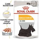 Royal Canin Dermacomfort Adult Våtfoder 12 x 85gr