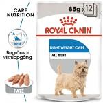 Royal Canin Light Weight Care Våtfoder 12 x 85gr