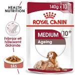 Royal Canin Medium Ageing Våtfoder 10x140g