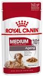 Royal Canin Medium Ageing 10x140g - Våtfoder