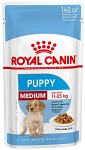 Royal Canin Medium Puppy 10x140g - Våtfoder