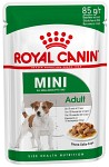 Royal Canin Mini Adult 12x85g - Våtfoder