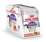Royal Canin Sterilised Gravy Våtfoder 12x85gr