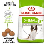 Royal Canin X-Small Adult 8+ 3kg