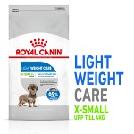 Royal Canin X-Small Light Weight Care 1,5kg