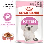 Royal Canin Kitten Gravy 12x85gr