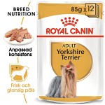 Royal Canin Yorkshire Terrier Adult Våtfoder 12 x 85gr