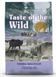 Taste Of The Wild Sierra Mountain, 12,2kg