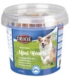 Trainer Snack Mini Hearts 200g plasthink