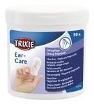 Trixie Fingerpads för öron med Aloe Vera 50-pack