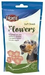 Trixie Soft Snack Flowers 75gr
