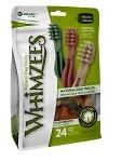 Whimzees Tandborste S 24-pack