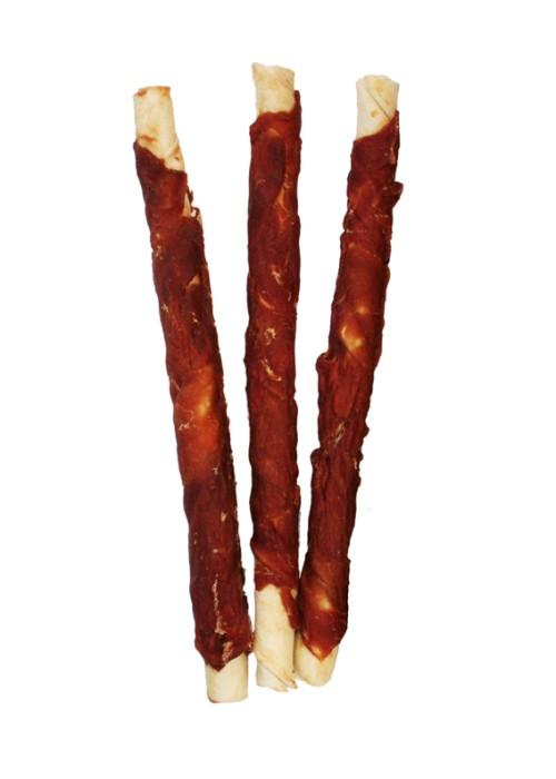 2pets Tuggrullar Filé, 28cm 3-pack