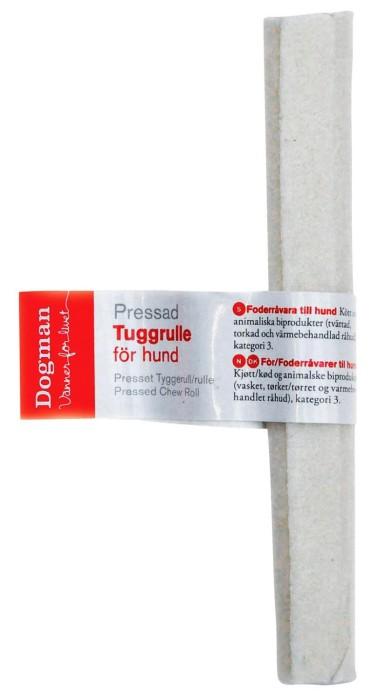 Dogman Tuggrulle Vit 25cmx20mm