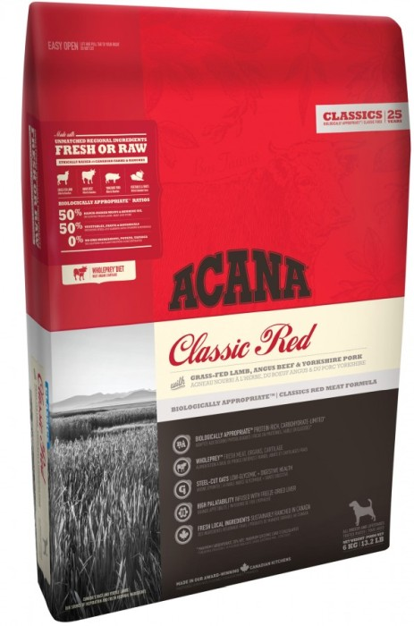 Acana Dog Classic Red 6kg