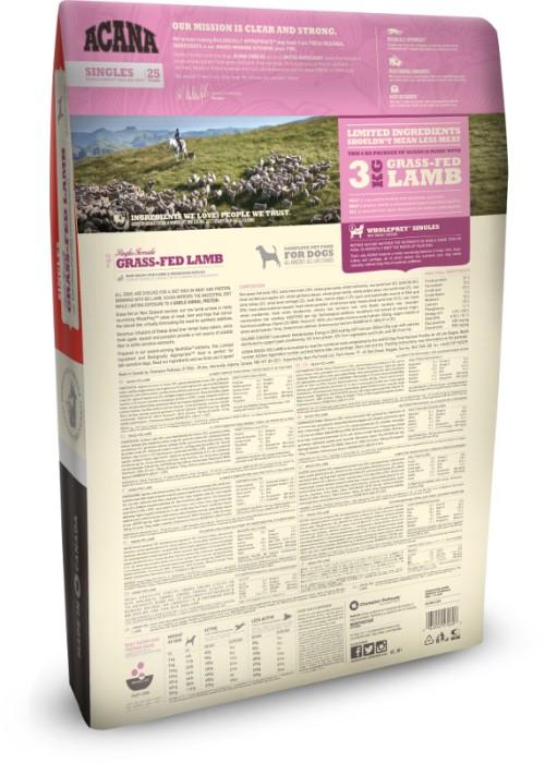 Acana Grass-Fed Lamb, 6kg