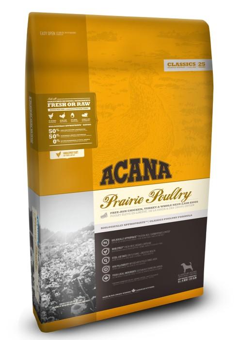 Acana Prairie Poultry, 11,4kg