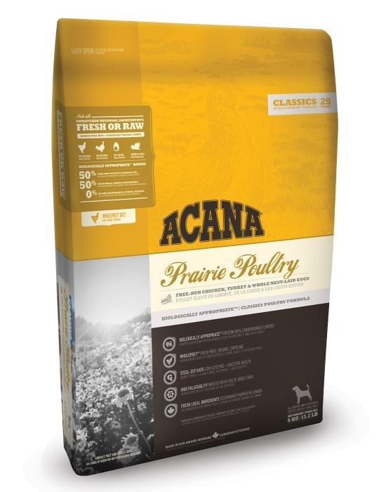 Acana Prairie Poultry, 6kg
