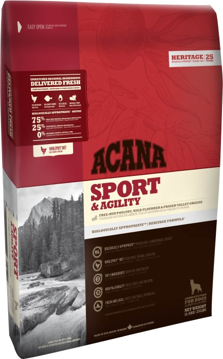 Acana Sport & Agility 11,4kg