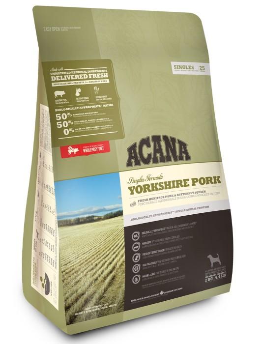 Acana Yorkshire Pork, 2kg