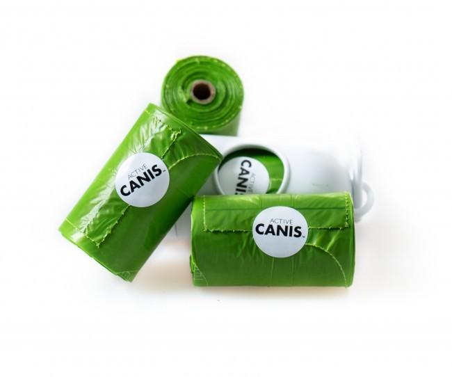 Active Canis Bajspåsar, 16x15-pack