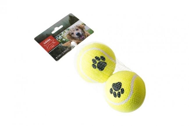 Active Canis Tennisbollar 2-pack 8cm