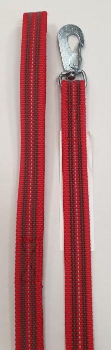 Alac Antiglidkoppel Reflex, BGB-hake, 190cm