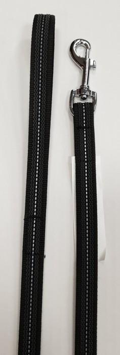 Alac Antiglidkoppel Reflex, Pistolhake, 190cm