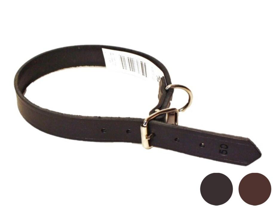 Alac Läderhalsband 18mm x 55cm