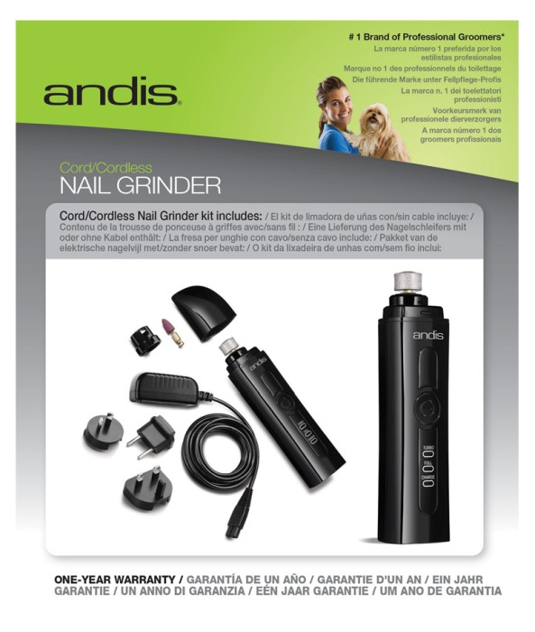 Andis Klotrimmer