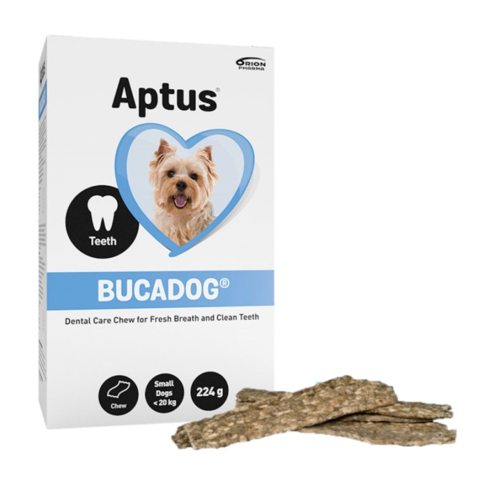 Aptus Bucadog Tuggbitar, S