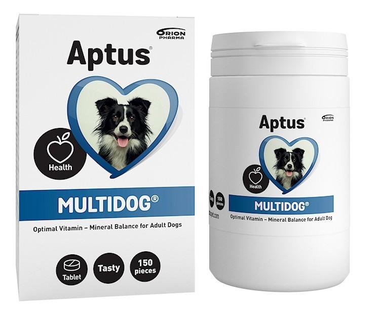 Aptus Multidog Tabletter 150-pack