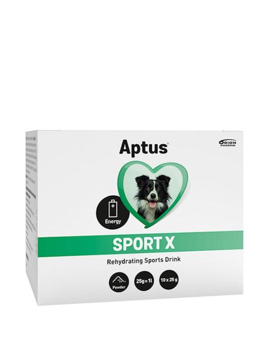 Aptus Sport X 10x25g