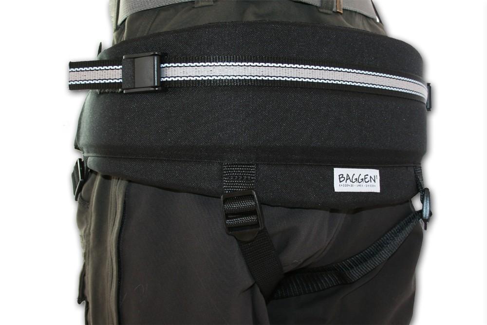 Baggen Softbelt, Race