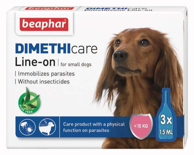 Beaphar Flea & Tick Line On, Small Hund