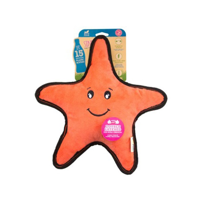 Beco Hundleksak Starfish 25x25cm