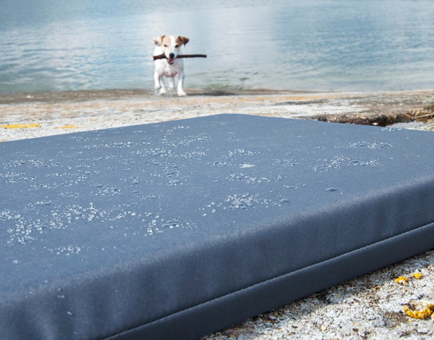 BiaBed Hundmadrass Utomhus 50x60x5cm