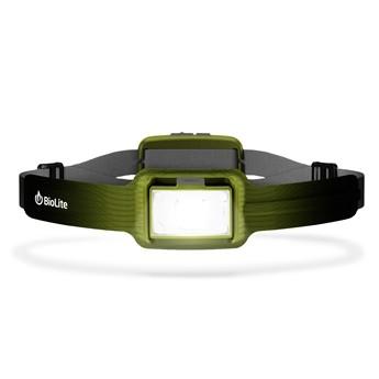 BioLite Headlamp 750 Moss Green Pannlampa