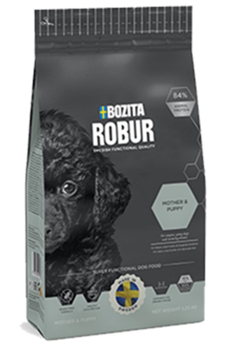 Robur Mother & Puppy 14kg