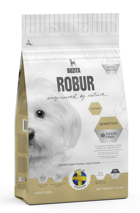 Robur Sensitive Grain Free Chicken 3,2kg