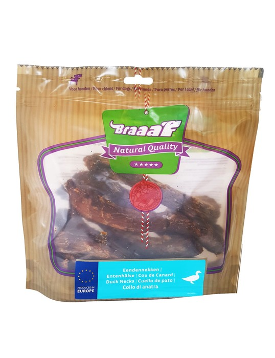 Braaaf Duck Necks 250g