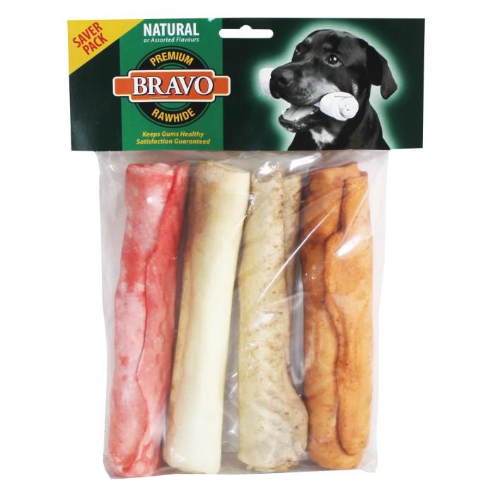 Bravo Retriever Mix ca 22cm 4-pack