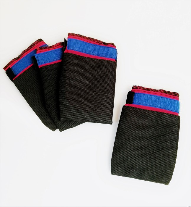 Non-Stop Solid Socka 4-pack