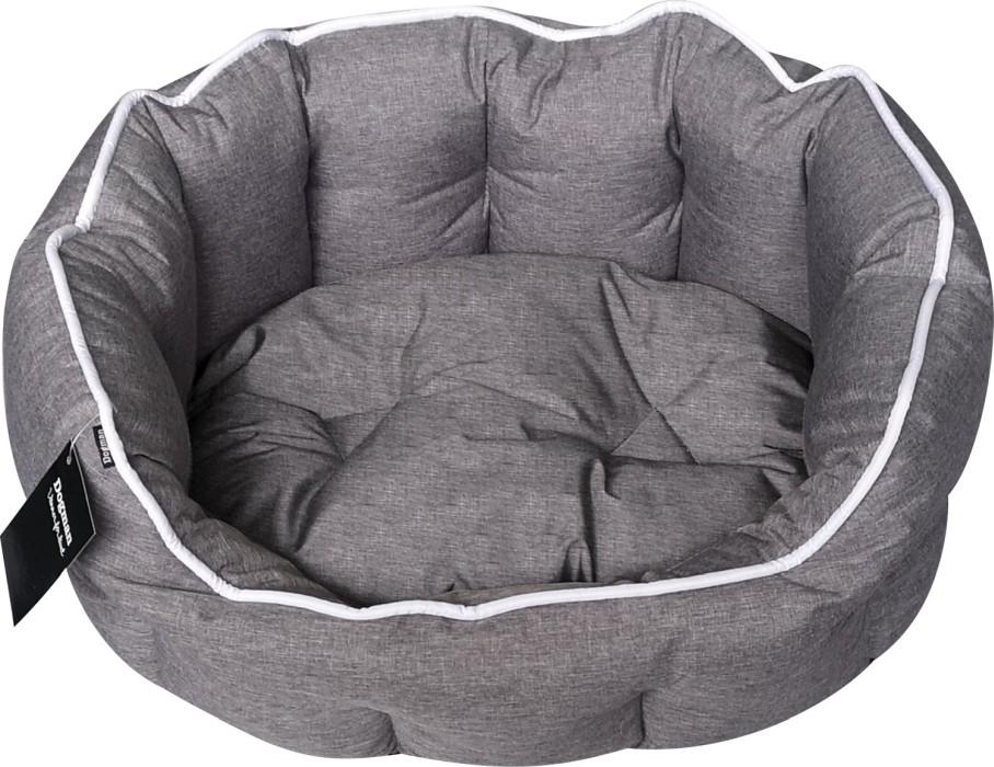 Hundbädd Dogman Oval Buddy L 70x55cm