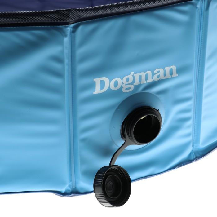 Dogman Hundpool, 120x30cm