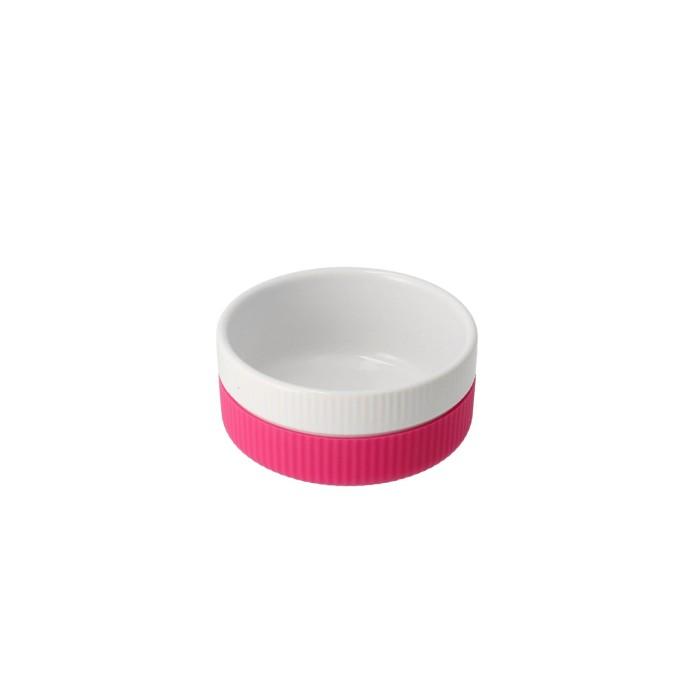 Dogman Keramikskål m silikon botten 0,85 liter